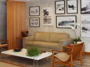 Mar Ipanema Hotel Rio De Janeiro - Hành lang