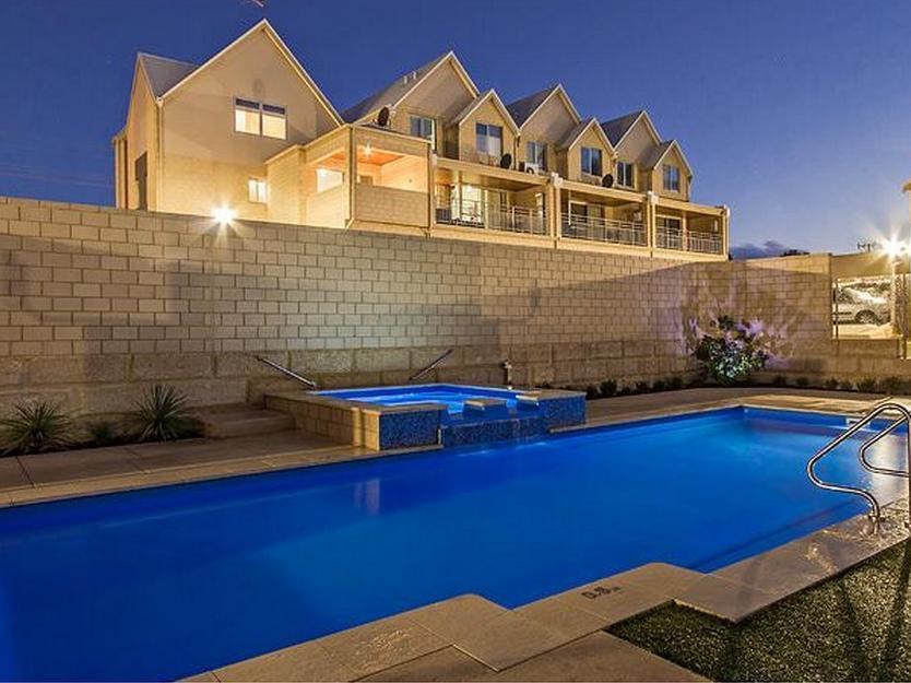 Serenity on the Terrace - Hotell och Boende i Australien , Mandurah