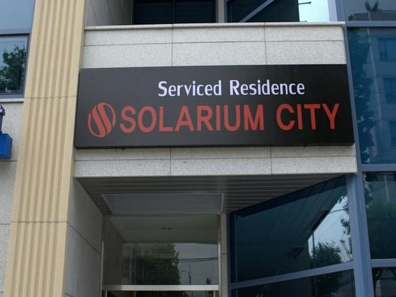Solarium City Residence - Hotels and Accommodation in South Korea, Asia