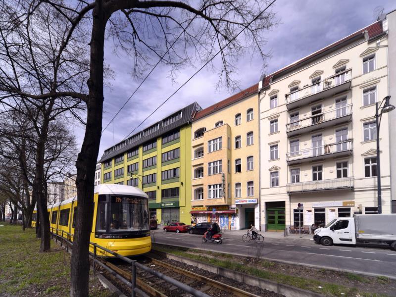 Old Town Apartments Greifswalder Strasse - Hotell och Boende i Tyskland i Europa