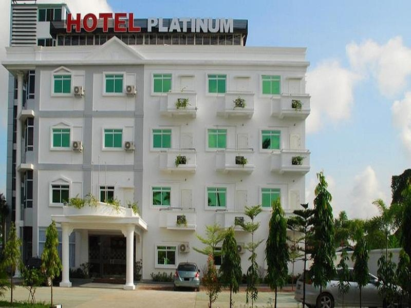 Hotel Platinum - Hotels and Accommodation in Myanmar, Asia