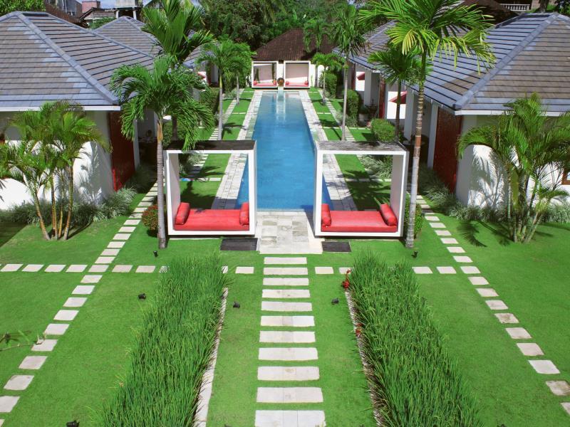 巴厘岛高棉水疗别墅