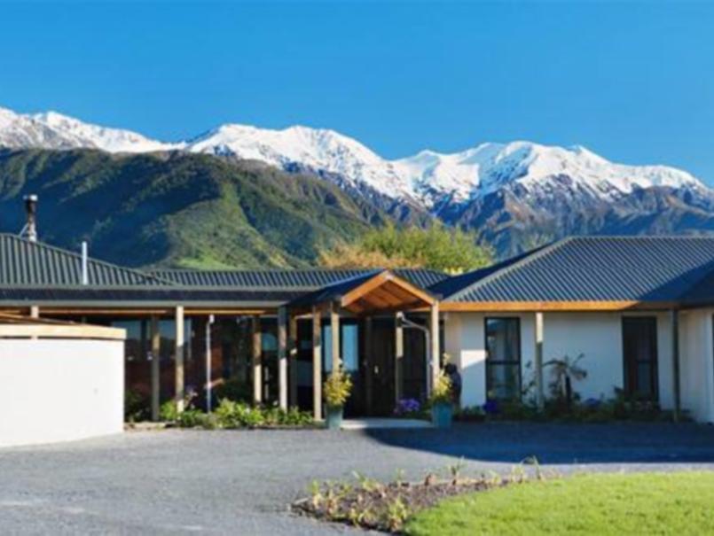 Ardara Lodge Bed & Breakfast - Hotell och Boende i Nya Zeeland i Stilla havet och Australien