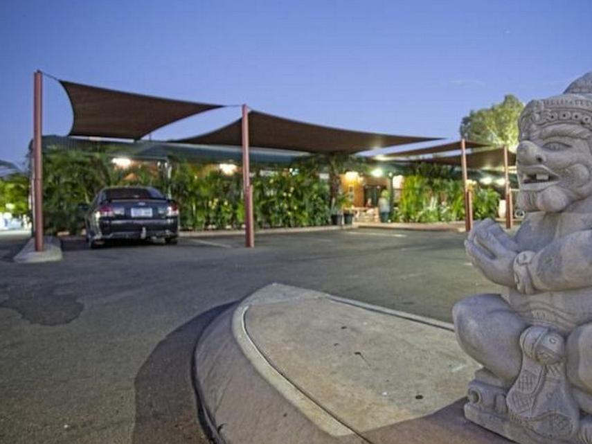 Cattrall Park Motel - Hotell och Boende i Australien , Karratha