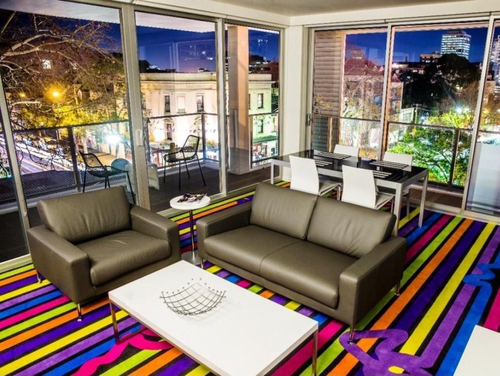 Adge Boutique Apartment Hotel - Hotell och Boende i Australien , Sydney
