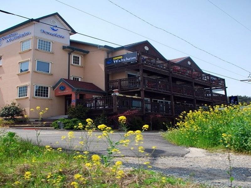 โรงแรม วอลท์เซม เพนชั่น  (Waltzheim Pension)