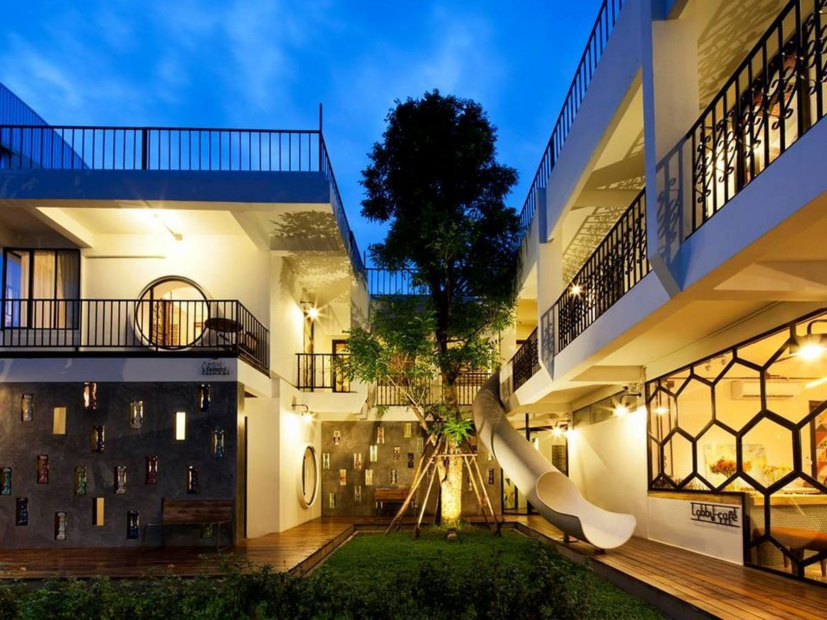 The Artel Nimman Hotel - Hotels and Accommodation in Thailand, Asia