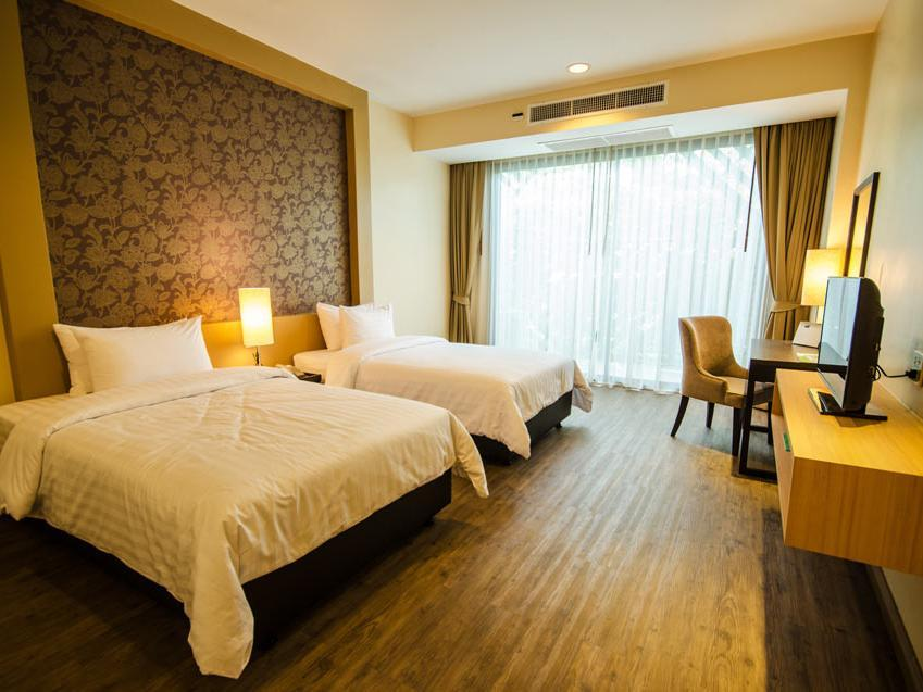 Hotell Rimkhobfa Urban Resort i , Samut Prakan. Klicka för att läsa mer och skicka bokningsförfrågan