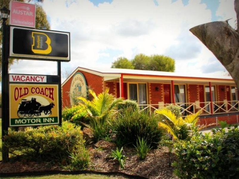 Old Coach Motor Inn - Hotell och Boende i Australien , Echuca / Moama