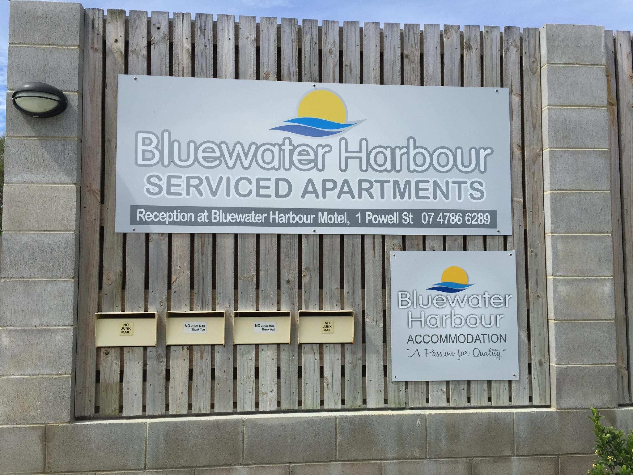 Bluewater Harbour Serviced Apartments - Hotell och Boende i Australien , Whitsundays