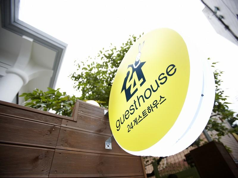 24 Guesthouse Sinchon Style - Hotels and Accommodation in South Korea, Asia