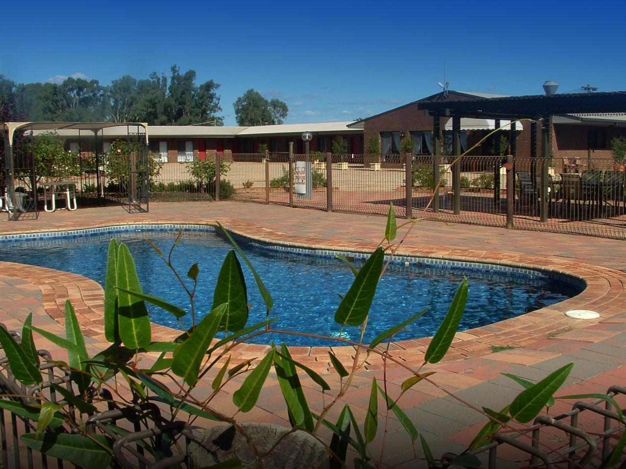 Newell Motor Inn Narrandera - Hotell och Boende i Australien , Narrandera