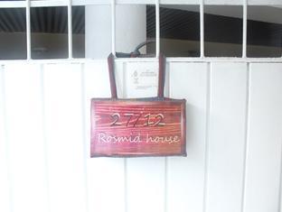 Rosmid house Colombo - Bejárat