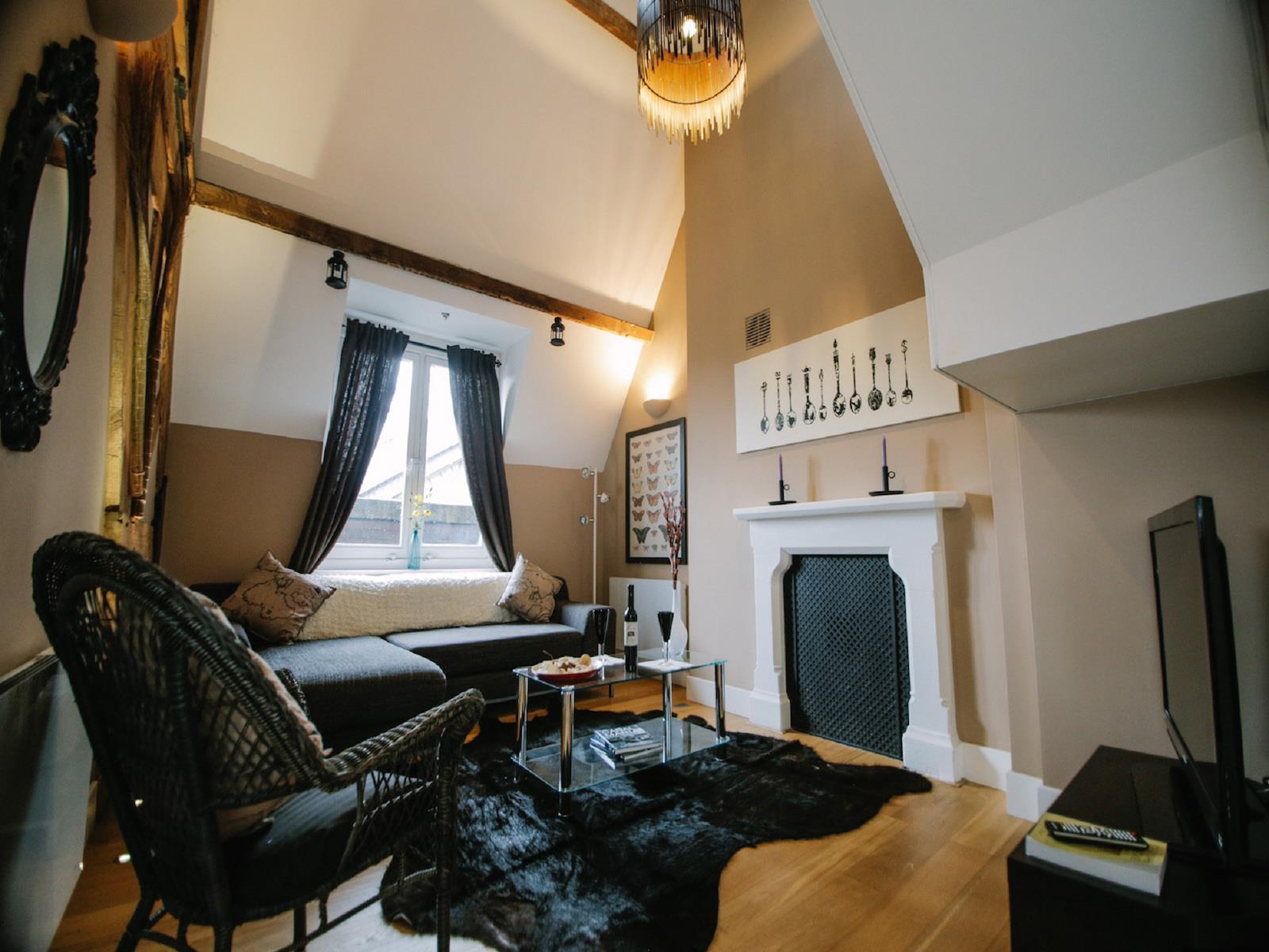 Smart Accommodation
