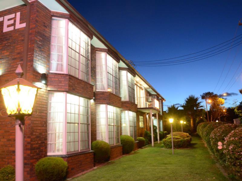 Motel Margeurita - Hotell och Boende i Australien , Canberra