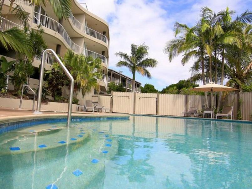 Noosa Hill Holiday Resort - Hotell och Boende i Australien , Noosa