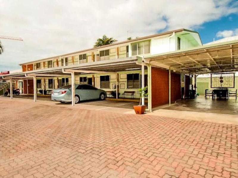 Paradise Motel - Hotell och Boende i Australien , Mackay