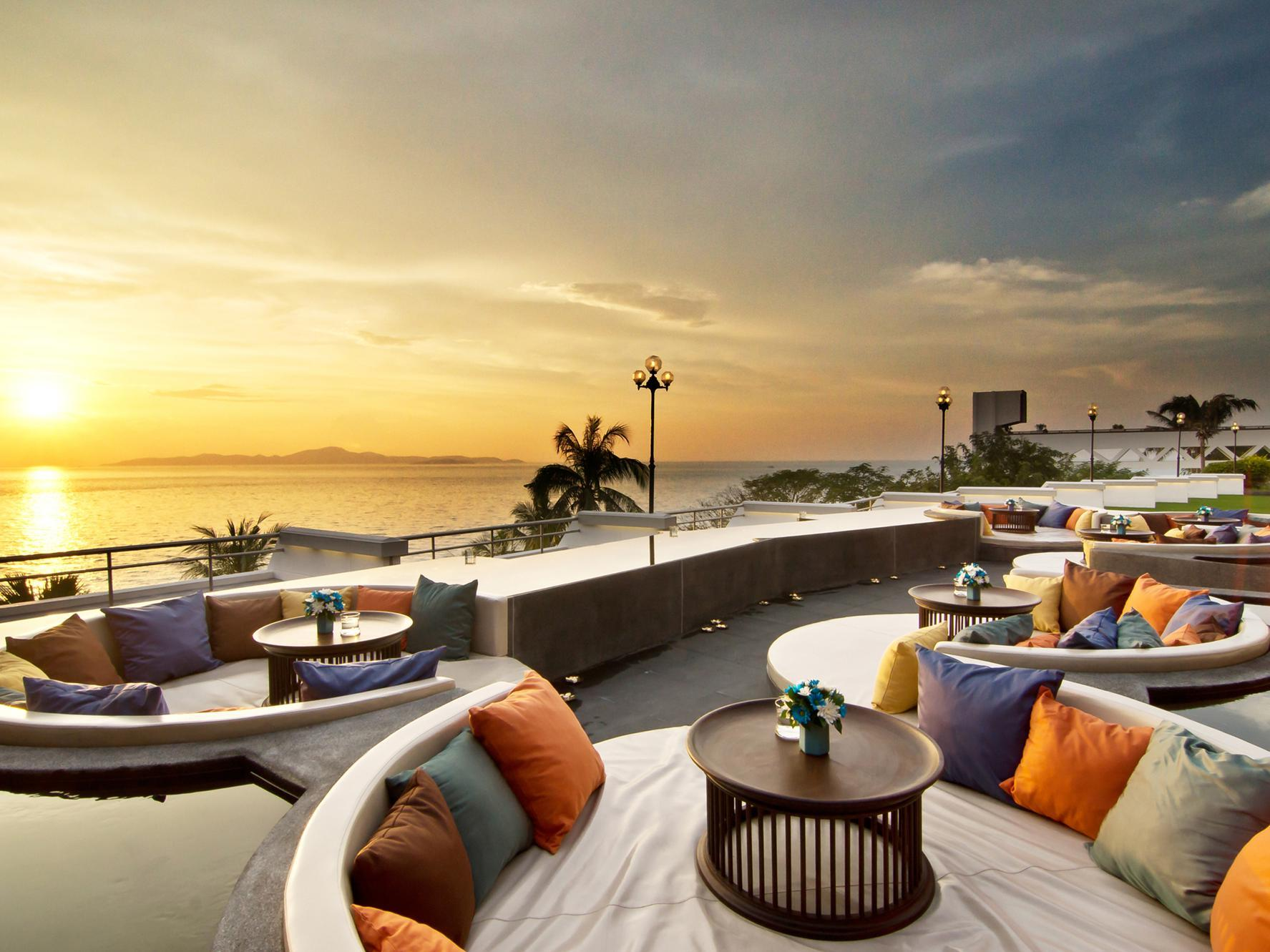 Royal Cliff Beach Terrace - Hotels and Accommodation in Thailand, Asia