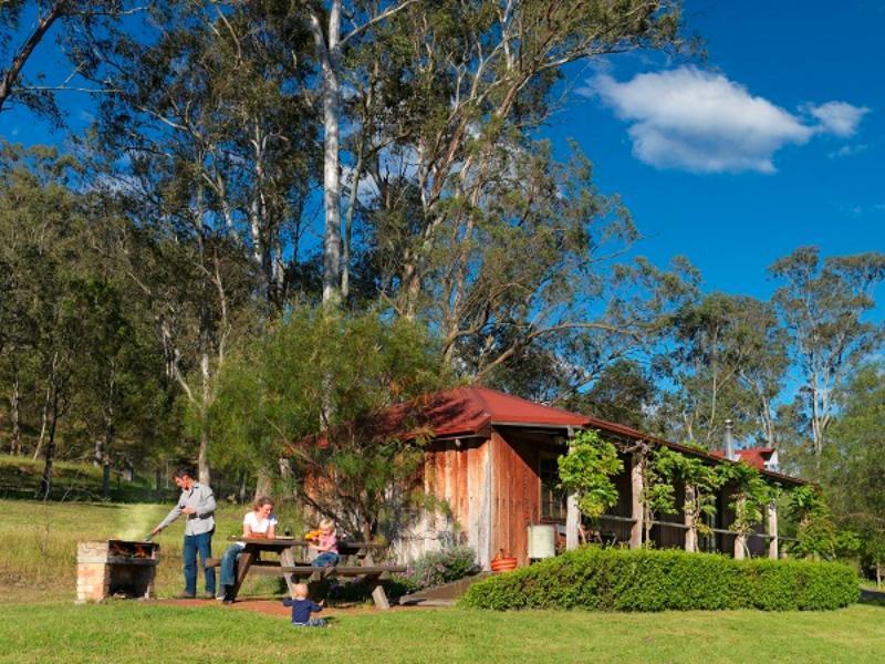 Cedar Creek Cottages - Hotell och Boende i Australien , Wollombi