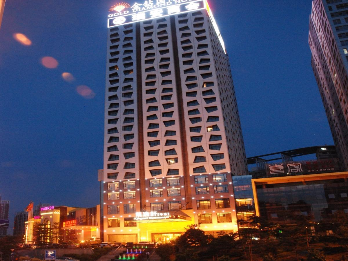 Diamond International Hotel - Nanning