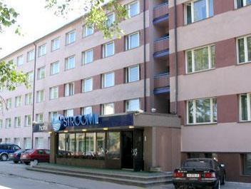 Hotel Stroomi Tallinn - Ngoại cảnhkhách sạn