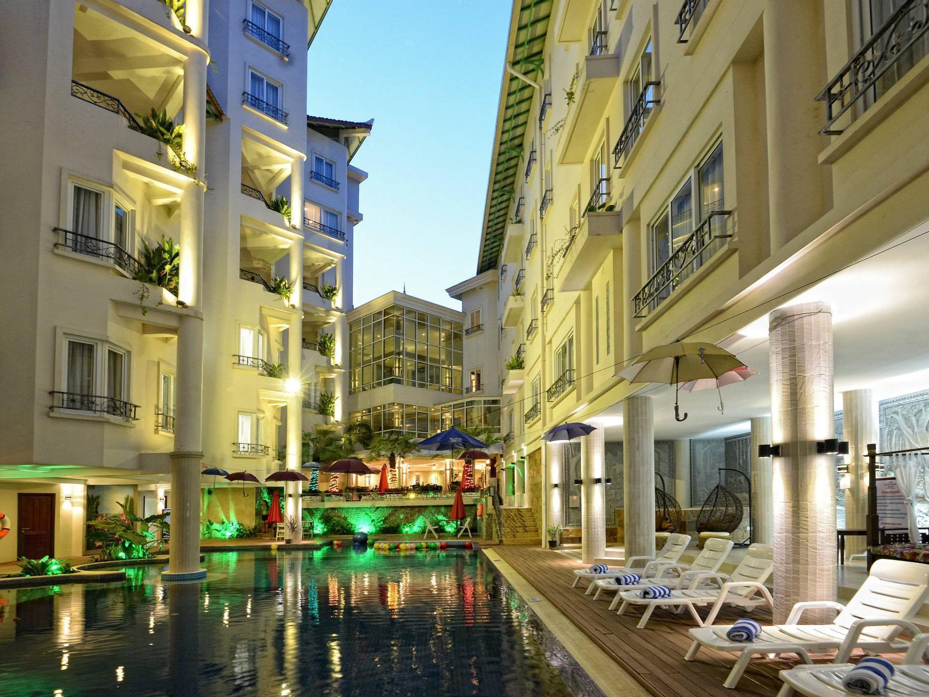 Holiday Villa Nataya - Sihanoukville