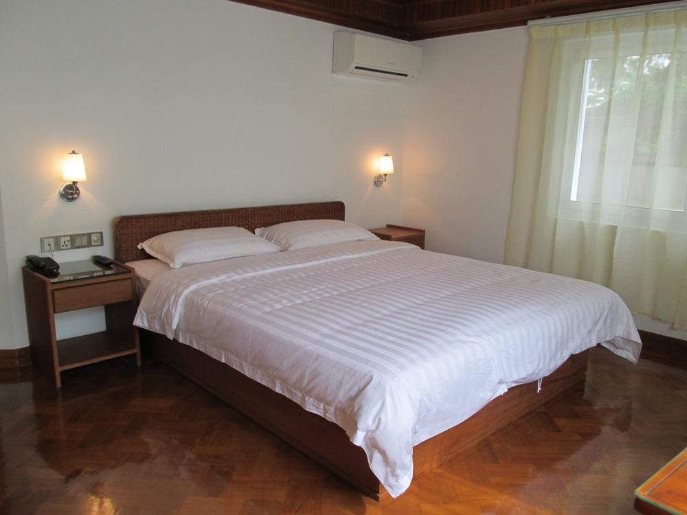 Hotel Wardan - Hotels and Accommodation in Myanmar, Asia