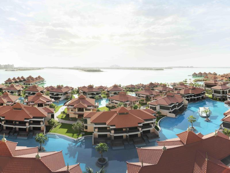 Anantara The Palm Dubai Resort - Hotels and Accommodation in United Arab Emirates, Middle East