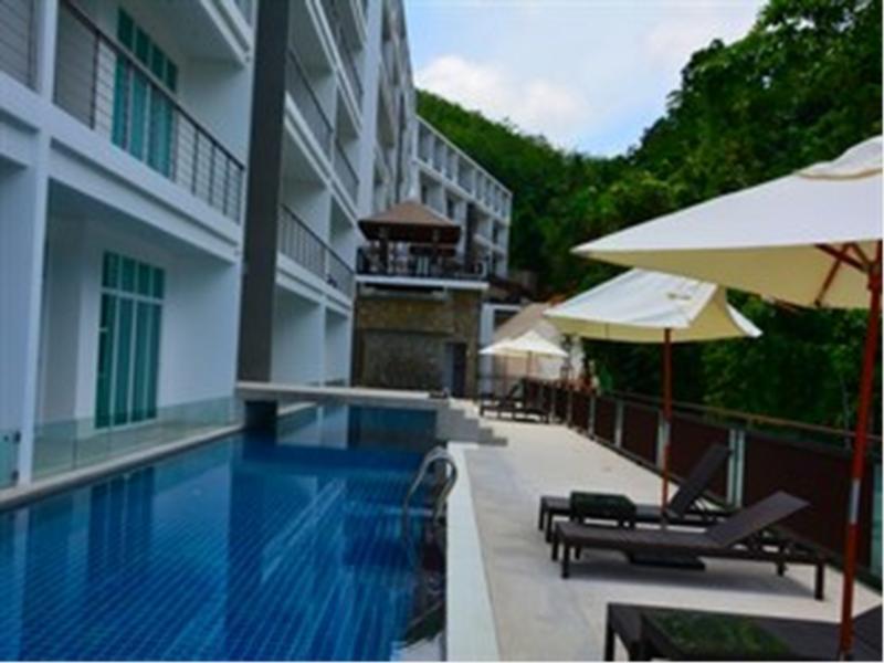 Hotell Kamala Falls Apartment by Buro Silvio i Kamala, Phuket. Klicka för att läsa mer och skicka bokningsförfrågan