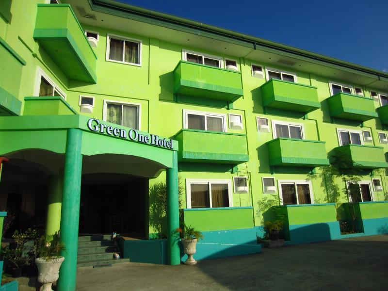 Green One Hotel - Hotels and Accommodation in Philippines, Asia