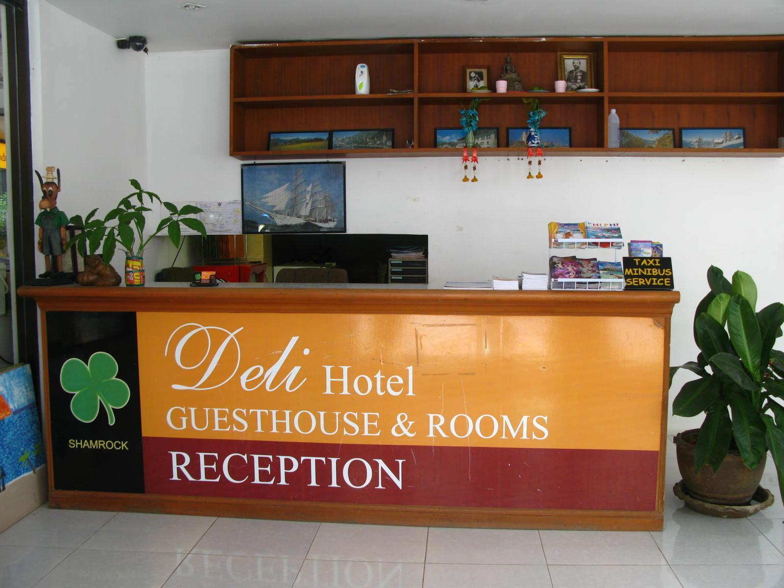 Hotell Shamrock Park Inn i Patong, Phuket. Klicka för att läsa mer och skicka bokningsförfrågan