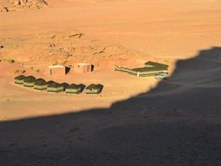 Wadi Rum Travel Camp - Hotels and Accommodation in Jordan, Middle East