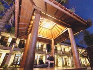 Swan Apartment Bali - View