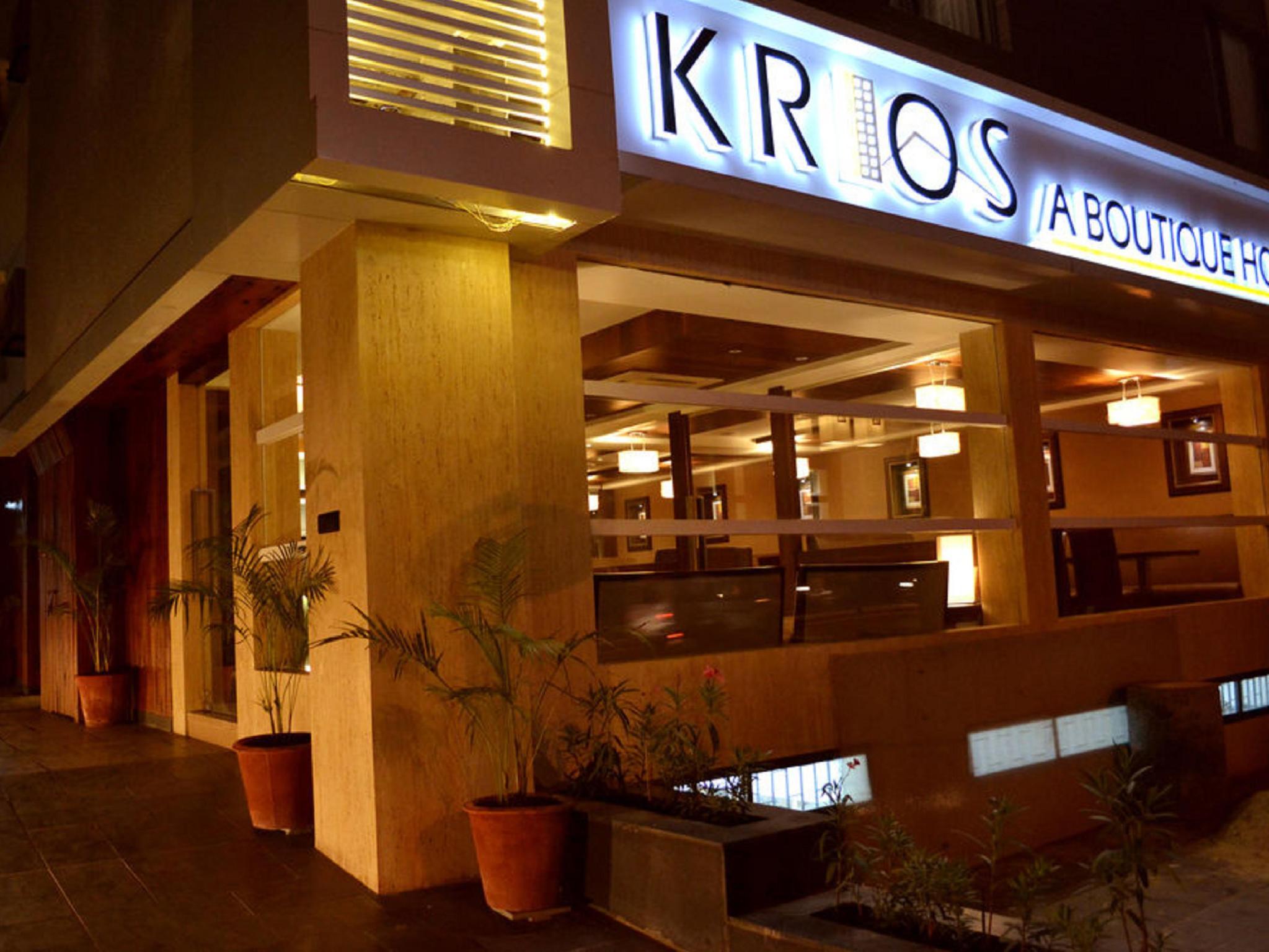 Hotel Krios - Ahmedabad