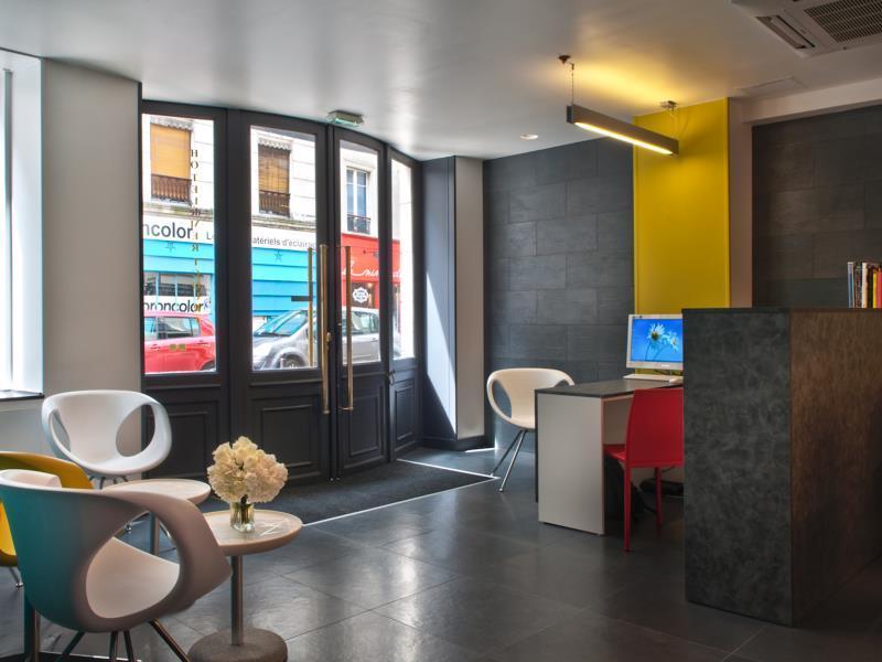 Hotel des Metallos - Hotell och Boende i Frankrike i Europa