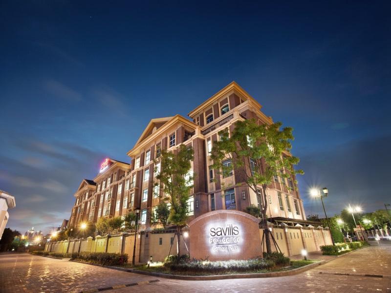 Shanghai Savills Residence Century Park