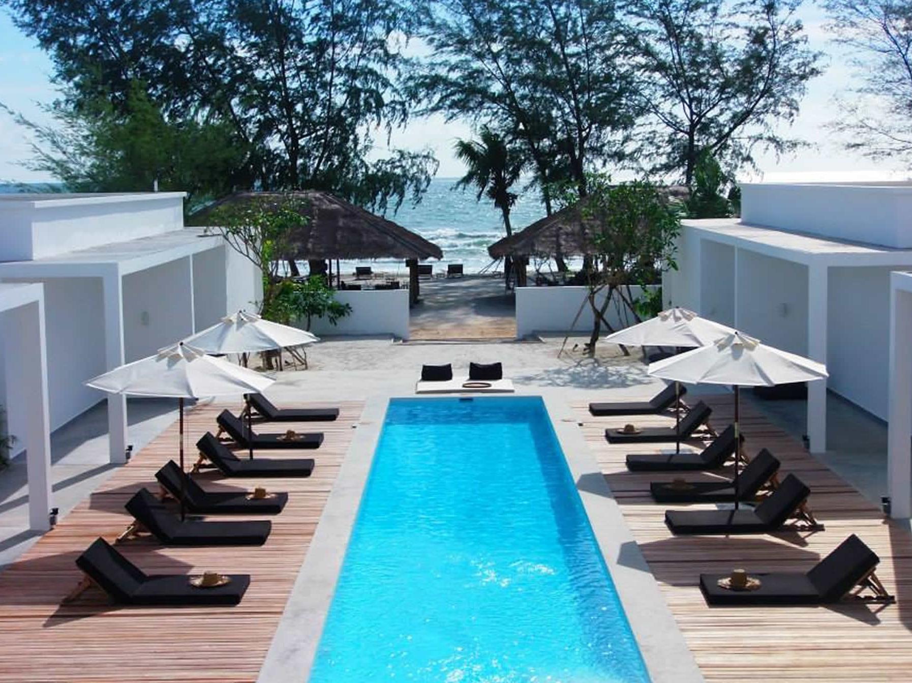 Tamu Hotel - Sihanoukville