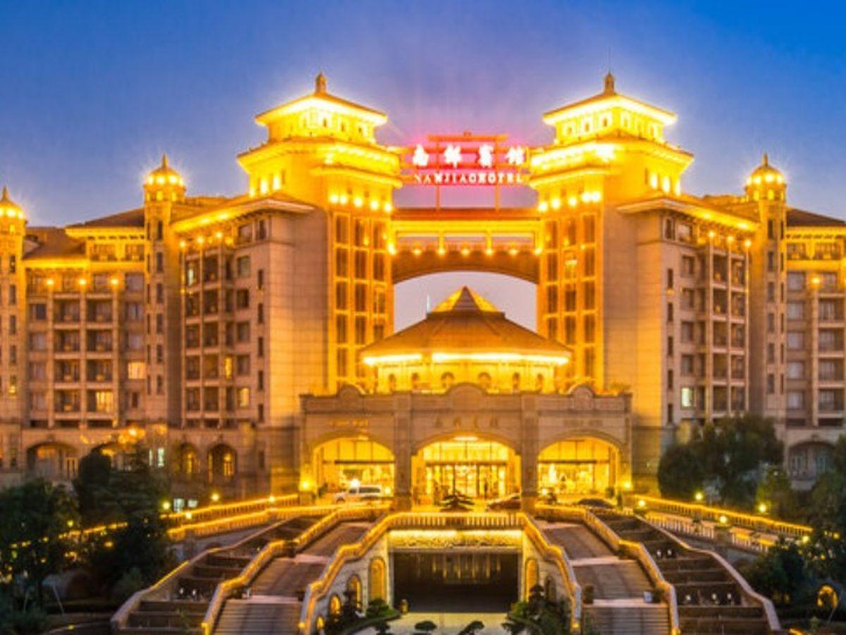 Nanjiao Hotel Shanghai Fengxian Shanghai China Great
