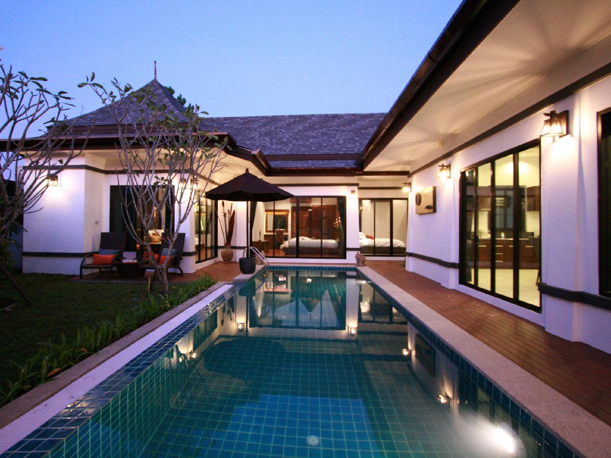 Hotell The Aqua Pool Villas i Chalong, Phuket. Klicka för att läsa mer och skicka bokningsförfrågan