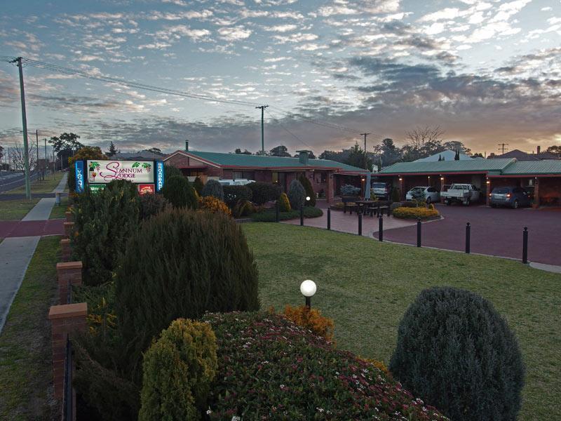 Stannum Lodge Motor Inn - Hotell och Boende i Australien , Stanthorpe