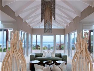 White Pearl Resorts Zitundo - Reception