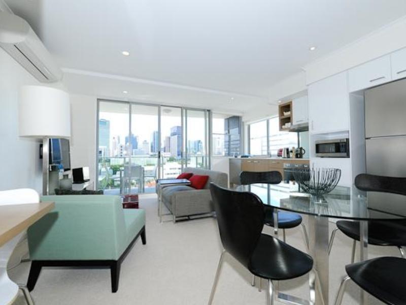 Morgan Suites - Hotell och Boende i Australien , Brisbane