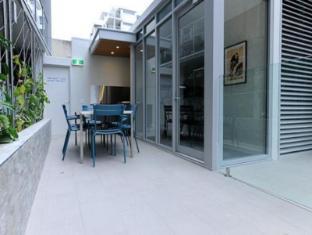 Morgan Suites Brisbane - BBQ Area
