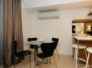 Morgan Suites Brisbane - Dining Area 2 Bedroom