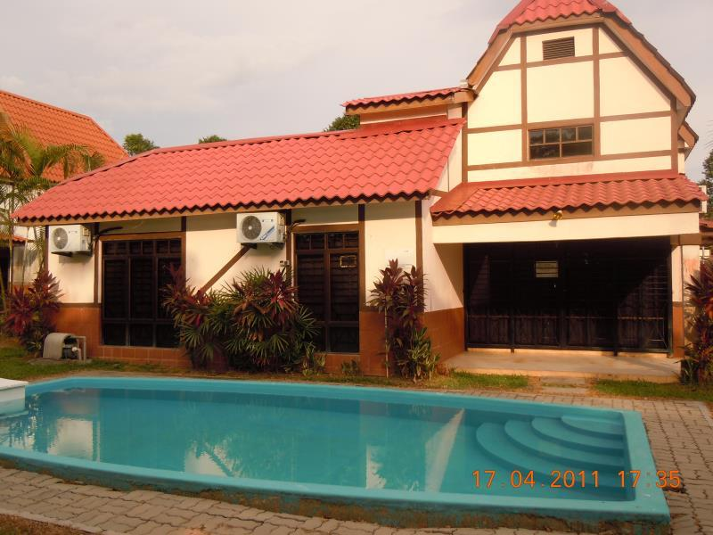 D Faro Bungalow @ Water Theme Park Resort Melaka - Hotels and Accommodation in Malaysia, Asia