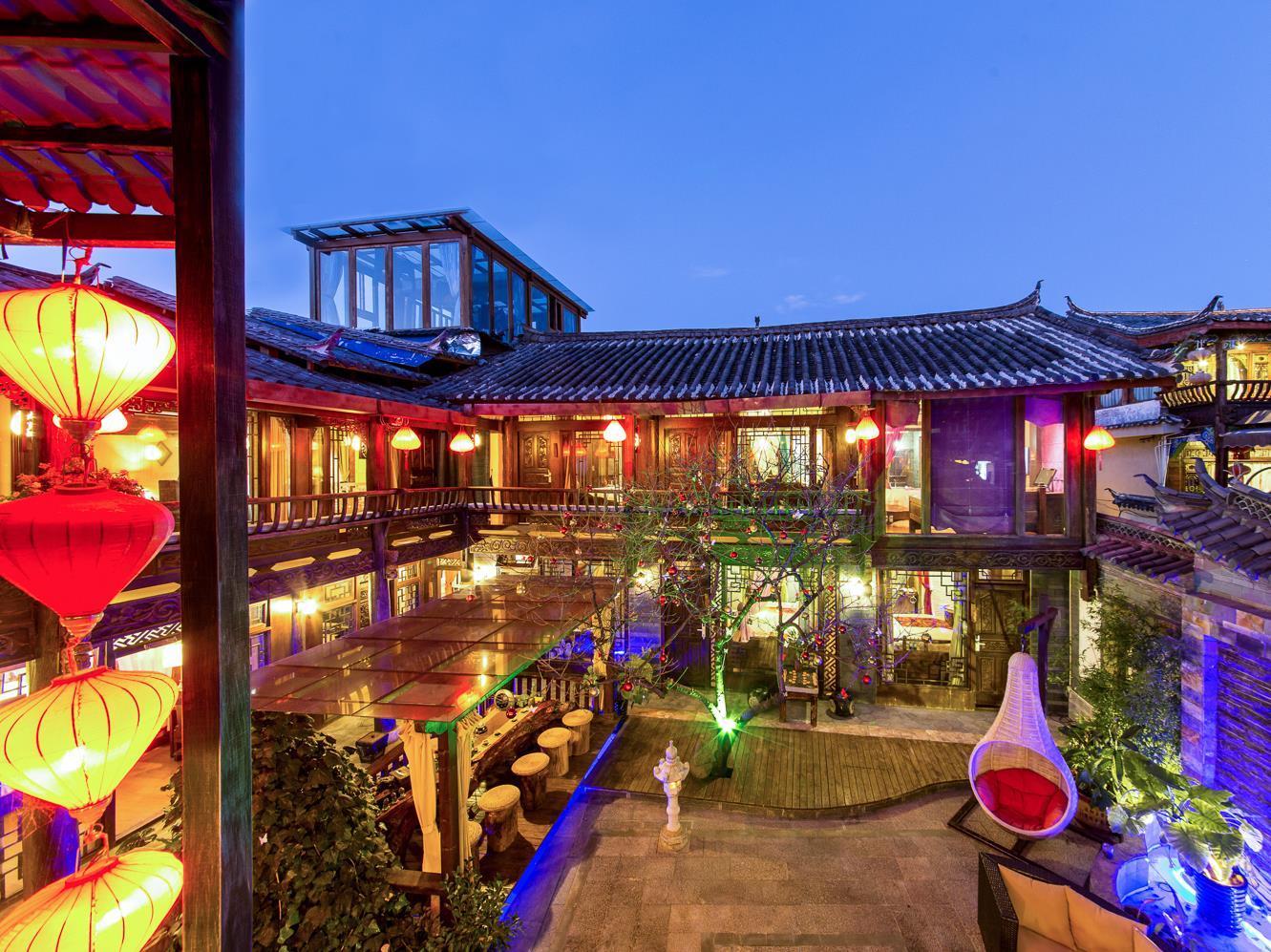 Evian Palace Lijiang - Lijiang