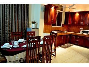 Raidahs Apartment Colombo - Hotellin sisätilat