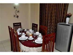 Raidahs Apartment Colombo - Ravintola