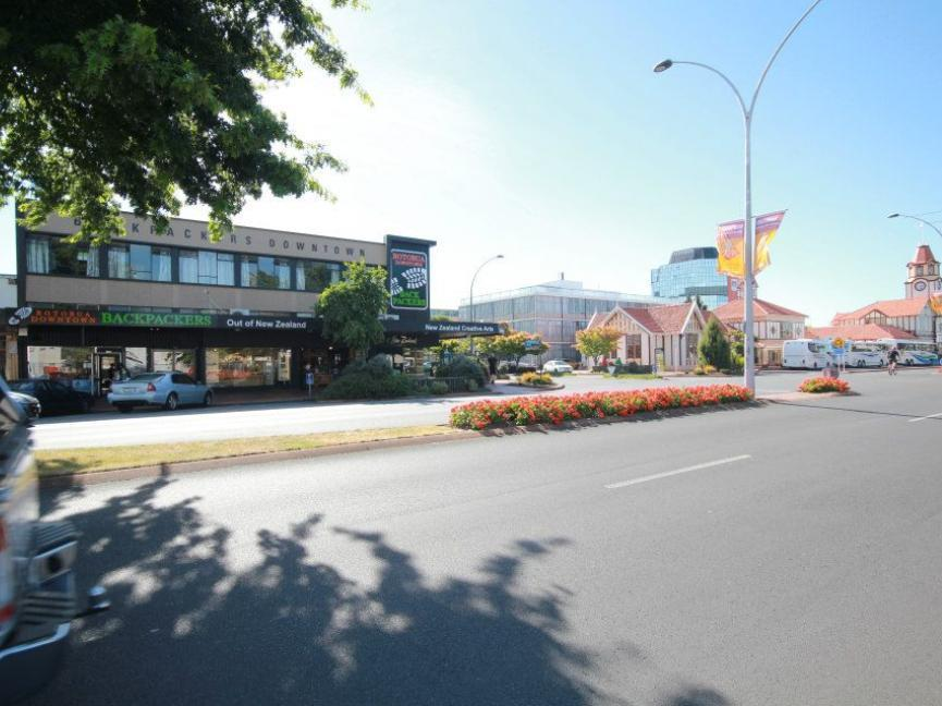 Rotorua Downtown Backpackers - Hotels and Accommodation in New Zealand, Pacific Ocean And Australia