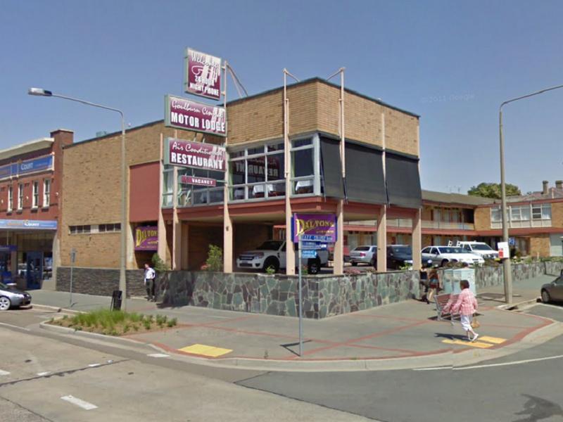Goulburn Central Motor Lodge - Hotell och Boende i Australien , Goulburn